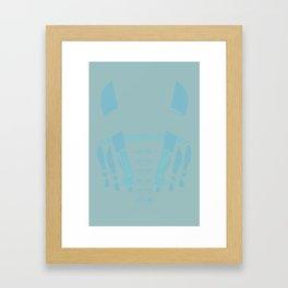 The Bad Guy Framed Art Print