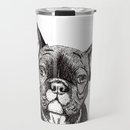Frenchy is Your Friend Travel Mug