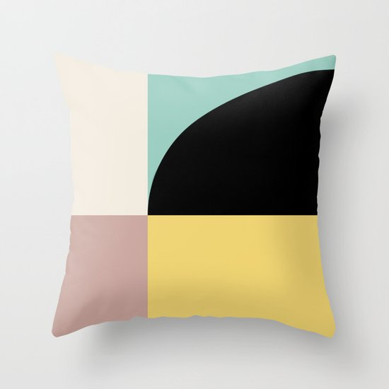 Geometric Shapes Abstract by midcenturymodern