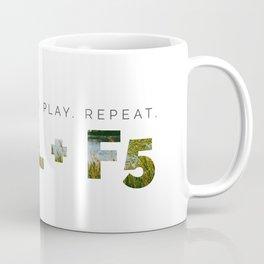 CTRL + F5 Refresh for Geeks Coffee Mug
