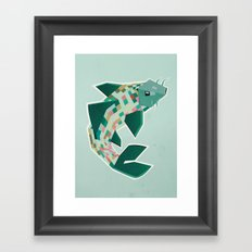 scalation Framed Art Print