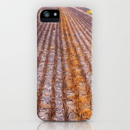 Reaped iPhone Case