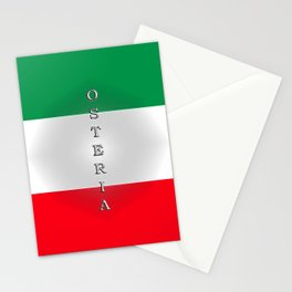 Italia Osteria Stationery Cards