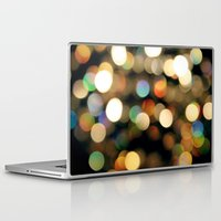 the lights Laptop & iPad Skins featuring Lights by Janelle