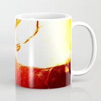 stag Mugs featuring STAG by Chrisb Marquez