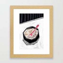 Cornflakes Framed Art Print