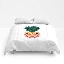 Cute Pineapple Comforters