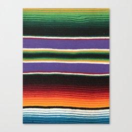 MEXICAN SERAPE Canvas Print