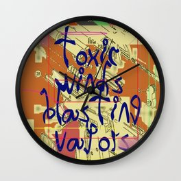 lantz45-Image030 Wall Clock
