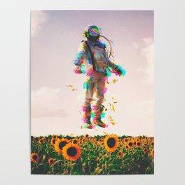 The Plain Traveller Poster