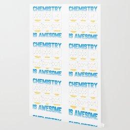 Chemistry Caffeine Alcohol Love Molecule Gift Wallpaper