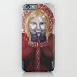 Cosy Winter iPhone Case