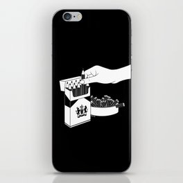 Art Addiction iPhone Skin