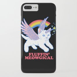 Fluffin' Meowgical iPhone Case