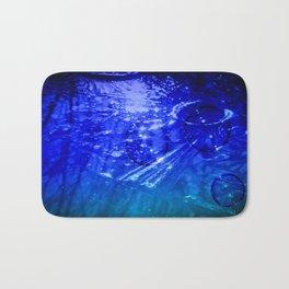 Smooth ice Bath Mat