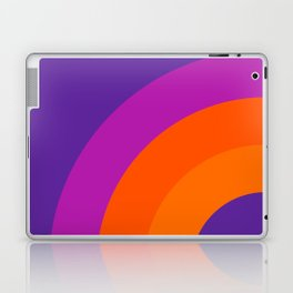 Grape Bow Laptop & iPad Skin