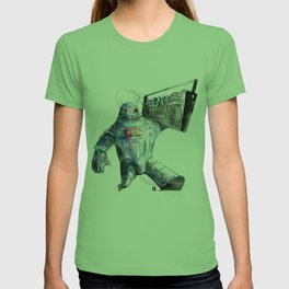 Ghetto Bot T-shirt
