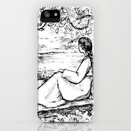 Eun Na and the Phantom iPhone Case