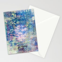 New Beginnings  Stationery Cards