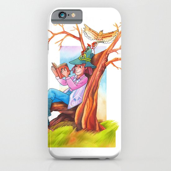 The beginning of an adventure iPhone & iPod Case