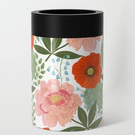 Pions and Poppies Can Cooler