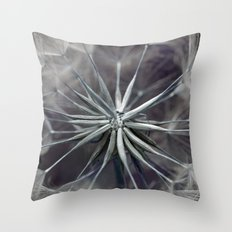 Meadow Salsify 5143 Throw Pillow