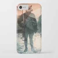 michael clifford iPhone & iPod Cases featuring Fox Hunt by Chase Kunz
