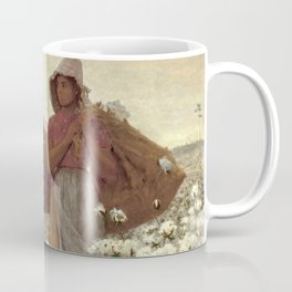The Cotton Pickers by Winslow Homer, 1876 Coffee Mug