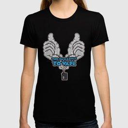 This Guy Loves To Vape | Vaper Vaping T-shirt