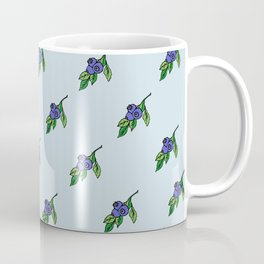 blueberry bits Coffee Mug