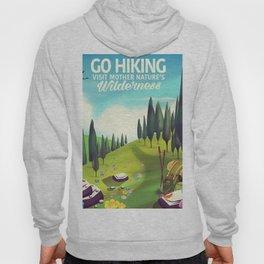 Go Hiking! Hoody