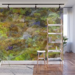 The Rambling Neatness Wall Mural
