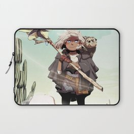 Desert Rose Witchsona Laptop Sleeve