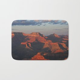 Grand Canyon Sunset Colors Bath Mat