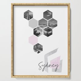 Urban Design SYDNEY Serving Tray