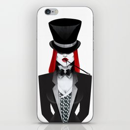 Gotham Masquerade iPhone Skin