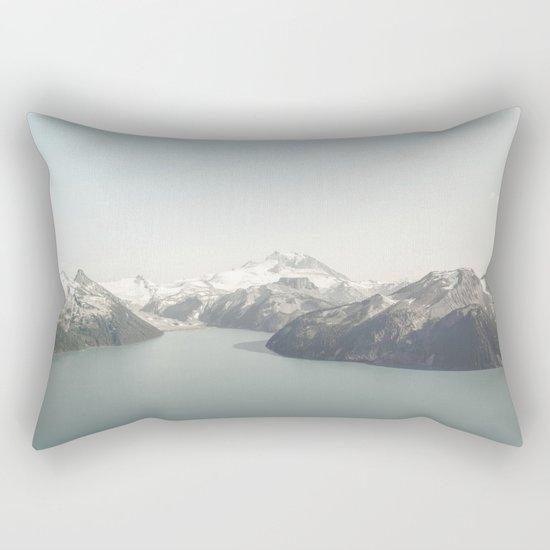 British Columbia Rectangular Pillow