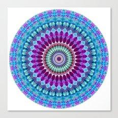 Geometric Mandala G382 Canvas Print