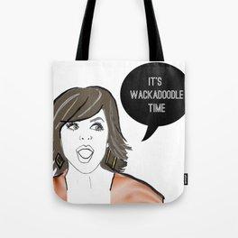 Wackadoodle Tote Bag