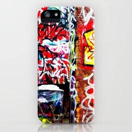 Grafitti iPhone Case
