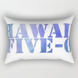 Hawaii Five-0 Rectangular Pillow