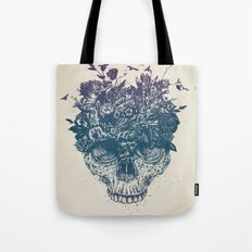 My head is a jungle Tote Bag