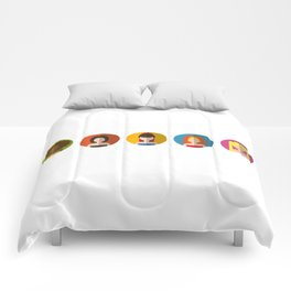 SPICE GIRLS ICONS Comforters