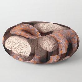 Coral Love Floor Pillow