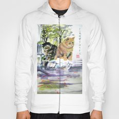 lake of desires Hoody