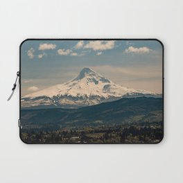 Mountain Valley Pacific Northwest - Nature Photography Laptop Sleeve
