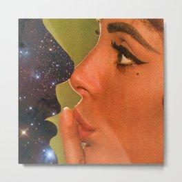 Lust In Space Metal Print