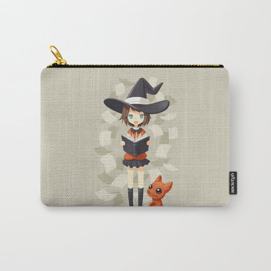 Little Witch 2 Carry-All Pouch