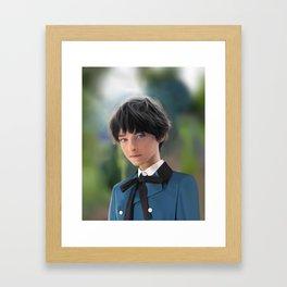Ciel Phantomhive Framed Art Print