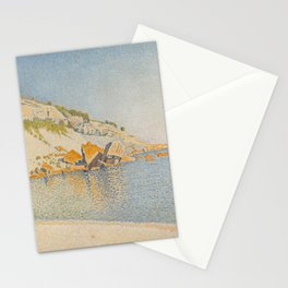 Cassis, Cap Lombard, Opus 196 Stationery Cards